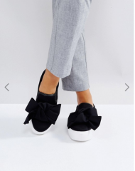 Screenshot-2017-9-29 Park Lane Oversized Bow Trainers at asos com